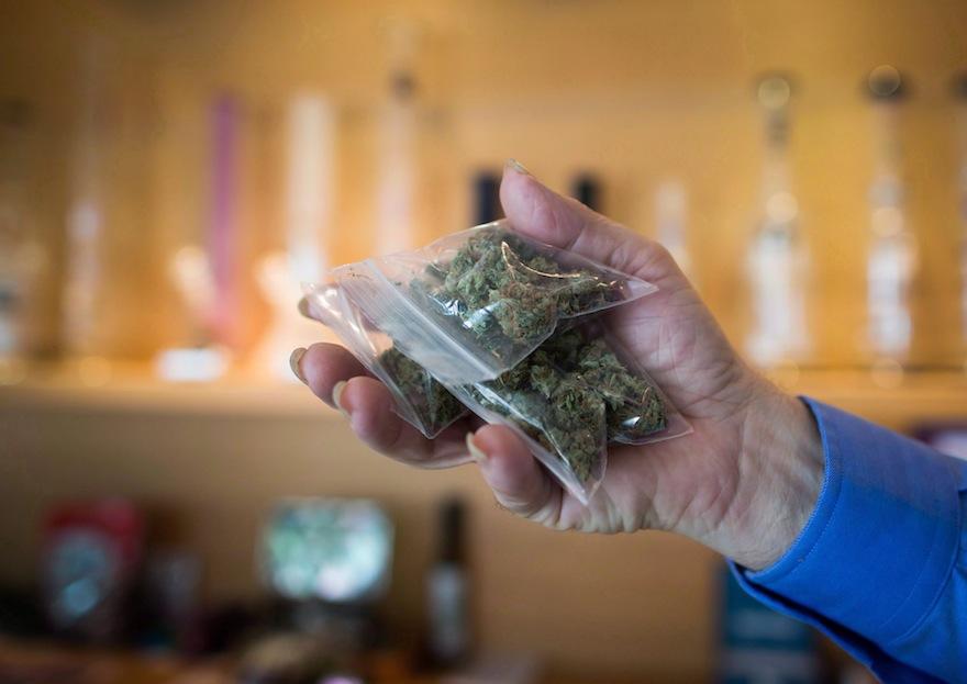 Online marijuana dispensaries