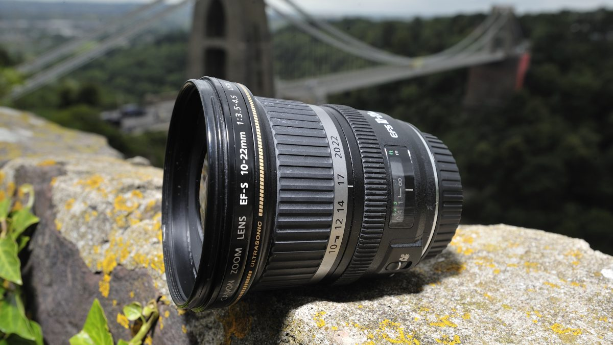 Wide Angle Lenses Product Shoot
