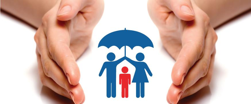 Support your family in future via life insurance